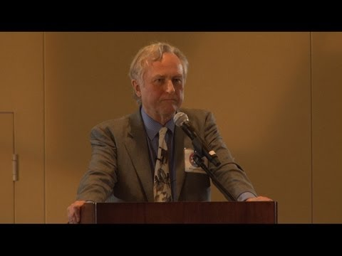 Richard Dawkins addresses the American Atheists Convention
