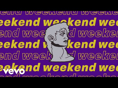 PRETTYMUCH - The Weekend Lyric  ft Luisa Sonza