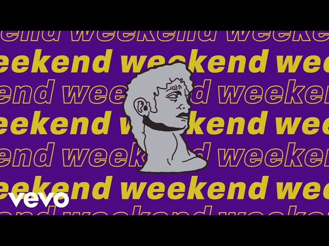 PRETTYMUCH - The Weekend (Lyric Video) ft. Luisa Sonza