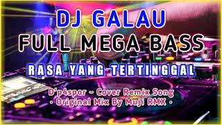 DJ Rasa Yang Tertinggal - Pergi 🏃No Exit | D'P4spor