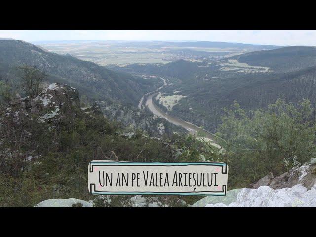 Un an pe Valea Ariesului (teaser)