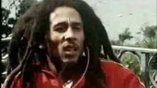Watch Bob Marley Jammin video