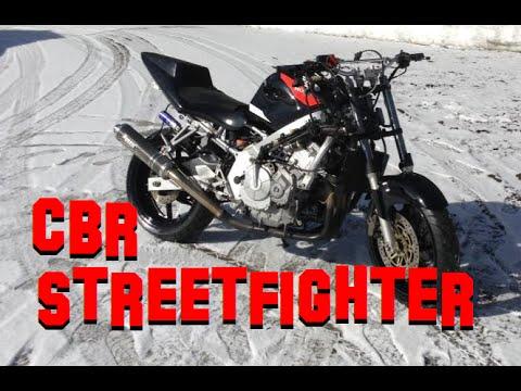 Cbr streetfighter build update