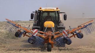 JCB RAKE and BALE ALL IN ONE