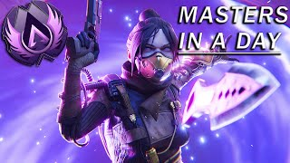 How I Got Masтers Rank in Under 24 Hours... (Apex Legends)