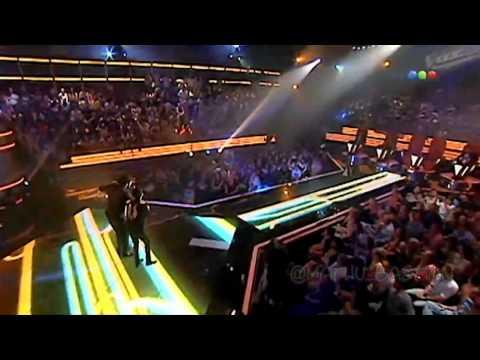 La voz Argentina - Final / Miranda y Mariano Poblete - Loco un poco