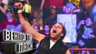 Dean Ambrose exclusively looks at his United States Championship win - Behind The Match