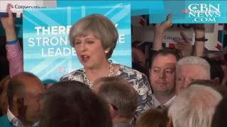 Terror Threat Level 'Severe' as UK Votes