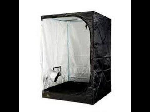 sc 1 st  YouTube & Secret Jardin DR90 Grow Tent - YouTube