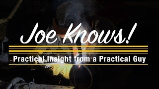 Joe Knows - Top 3 Metal Fab Tools to Outfit YOUR Shop!
