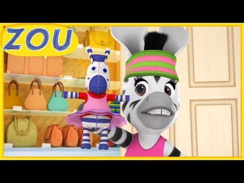 Zou en español 🐻EL PELUCHE ZEE BOY 🐵 Dibujos animados 2019