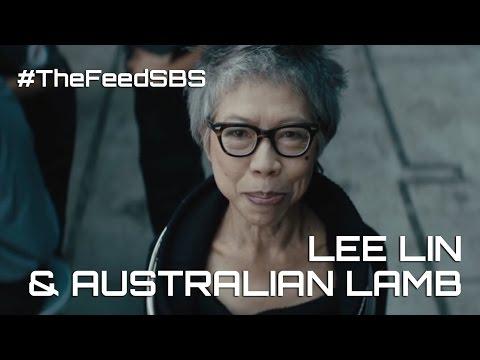 Lee Lin Chin and Australian lamb - The Feed