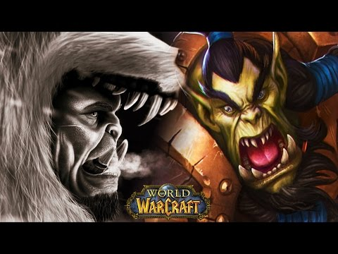 How Thrall Saw His Parents Die When He Was An Adult - World of Warcraft