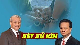 Đêm định mệnh: Thủ tướng Nguyễn T.ấ.n D.ũ.n.g ra tòa