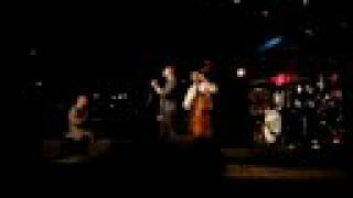 The Bad Plus with Wendy Lewis (North Sea Jazz 2008)