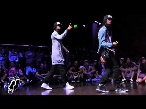 Les Twins vs Control Freakz| Top 4| & Les Twins vs Zamounda| Final| FSS15 All Styles| StepXStepDance Travel Video
