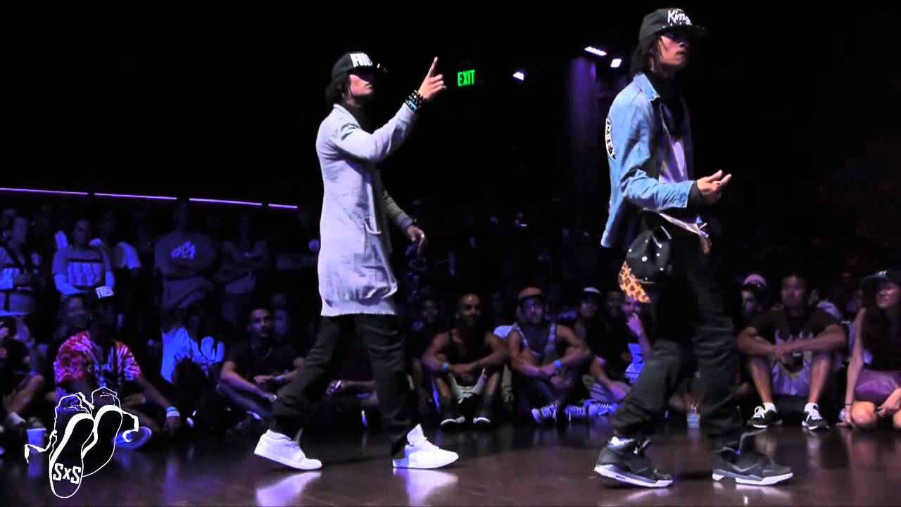 Les Twins vs Control Freakz| Top 4| & Les Twins vs Zamounda| Final| FSS15 All Styles| StepXStepDance