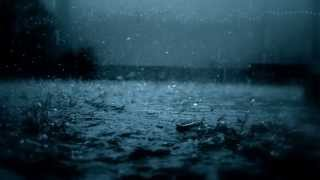 1 HOUR STORM - Sounds of Thunder, Rain, & Trickling Water - RELAX AND SLEEP BETTER