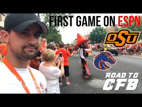 ESPN in Stillwater | Road to CFB | S1E5