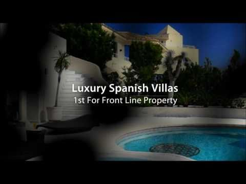 Modern Luxury Property For Sale In Altea -- Panoramic Sea Views - LV-2679