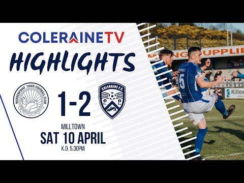 Warrenpoint Coleraine Goals And Highlights