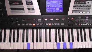 Repeat youtube video Piano Tutorial [] How to play on piano Frank Ocean -Thinking About You