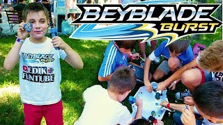 БейБлэйд Турнир Киев Charity Weekend Битвы с Подписчиками BeyBlade Burst Tournament