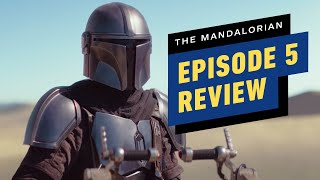The Mandalorian: Episode 5 Review