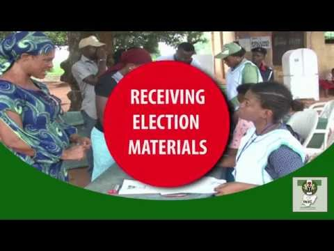 Training Modules for Election Offficials