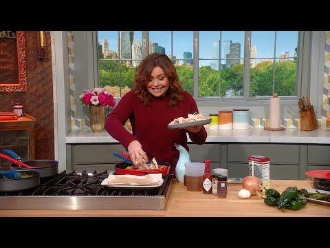 How To Make Turkey Rellenos By Rachael
