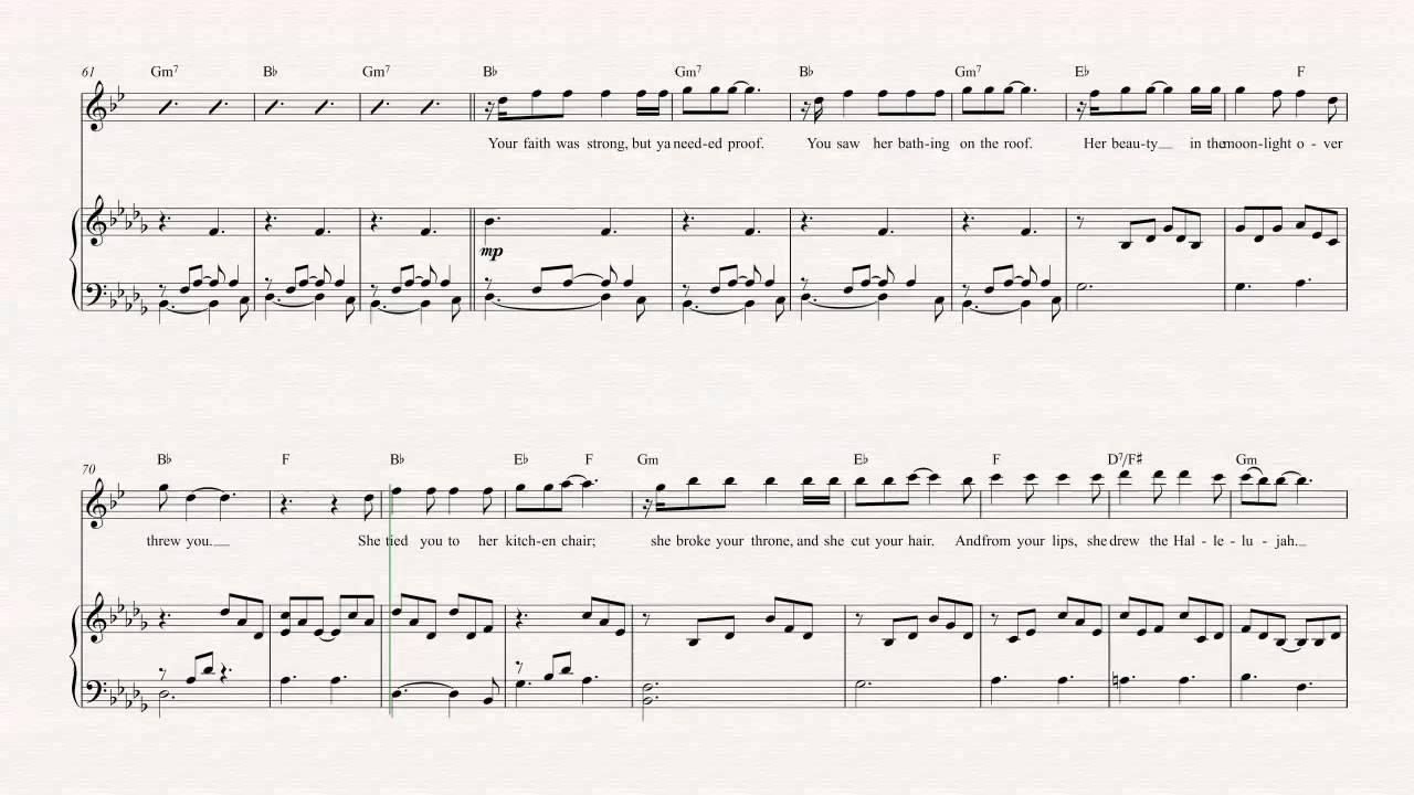 Alto sax hallelujah jeff buckley sheet music chords vocals alto sax hallelujah jeff buckley sheet music chords vocals hexwebz Choice Image