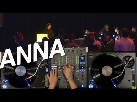 DJsounds Show 2016 - ANNA - special vinyl only set!
