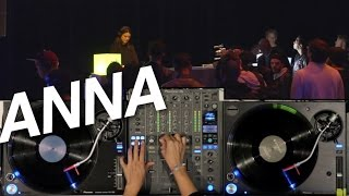 DJsounds Show 2016 - ANNA - special vinyl only set!