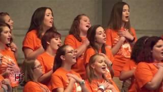 Cincinnati Harmony Festival Mixed Choir - Summer Nights (Cover) LIVE