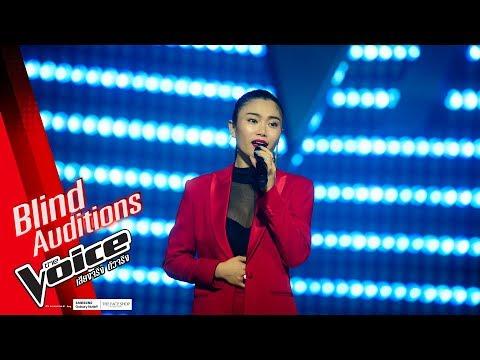 แอน - ชั่วฟ้าดินสลาย - Blind Auditions - The Voice 2018 - 17 Dec 2018