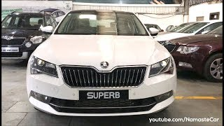 Škoda Superb Laurin & Klement B6 2017 | Real-life review