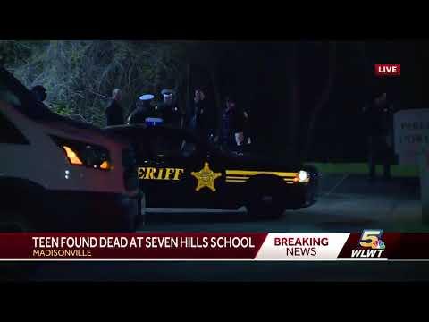Teen found dead at Seven Hills School