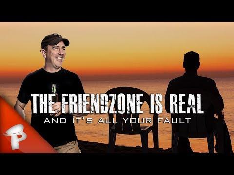 THE FRIENDZONE IS REAL | Redonkulas.com