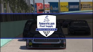 7: VIR // American Pool Supply Truck Series (Make-Up)