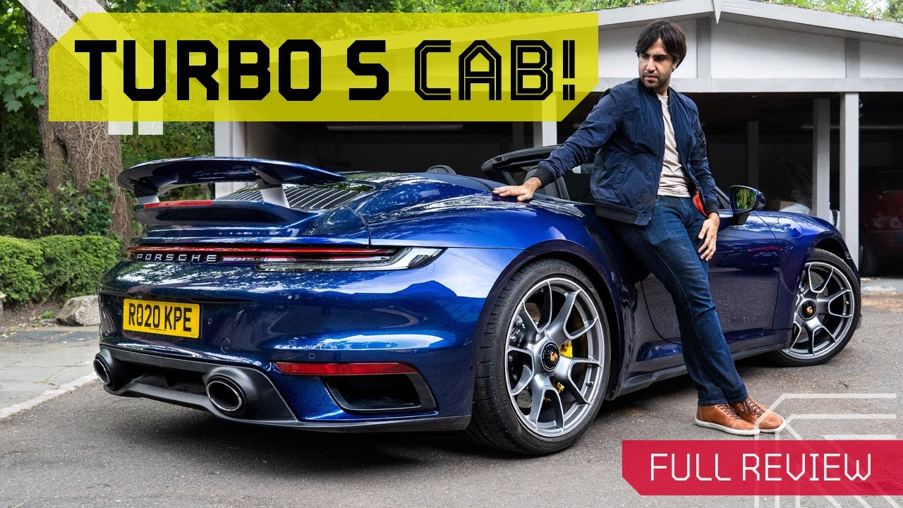 2020 911 Turbo S Cabriolet! The Porsche Turbo to Lust after!