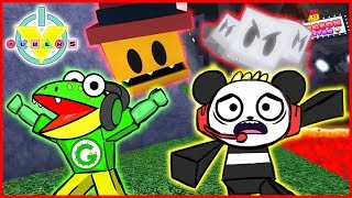 Roblox Dungeon Master Escape Let's Play with VTubers Combo & Gus