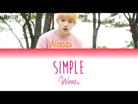 SEVENTEEN Woozi - SIMPLE (Indo Sub) [ChanZLsub]