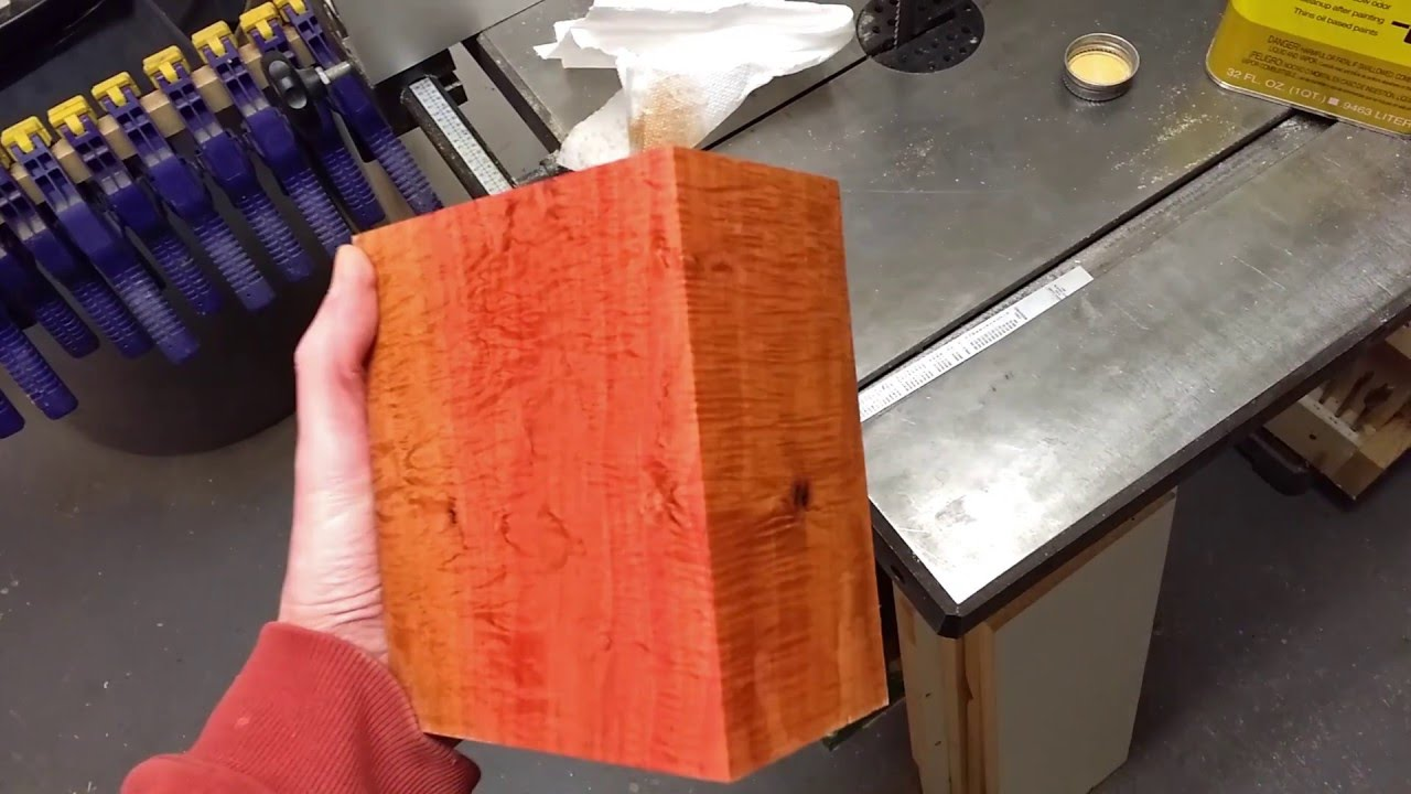 Pink Ivory And Color Changes In Exotic Woods