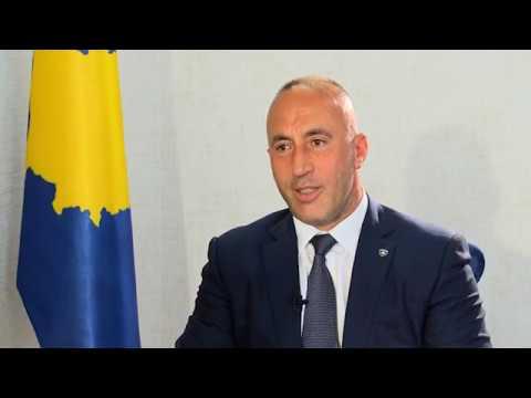 Intervju - Haradinaj kod Marica - (TV Happy 16.04.2018)