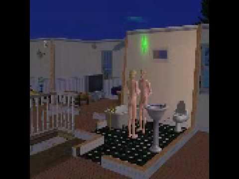 Sims 2 pieles desnudas masculinas