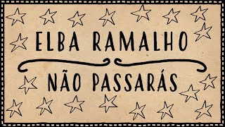Video Elba Ramalho: Não Passarás download MP3, 3GP, MP4, WEBM, AVI, FLV Maret 2018
