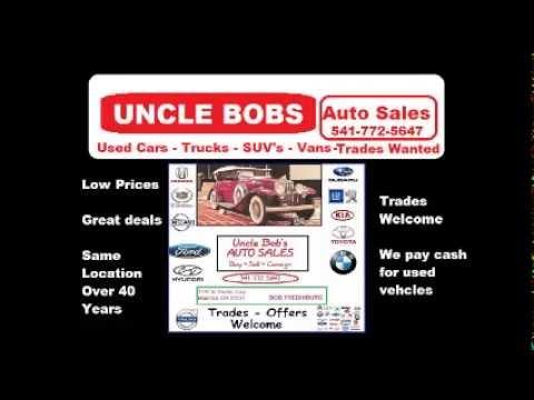 Bobs Auto Sales >> Used Car Dealers Medford Oregon 541 772 5647 Craigslist