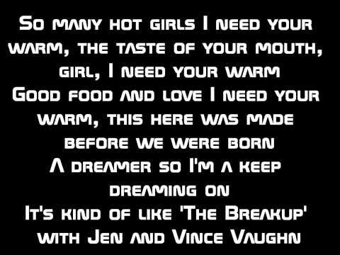 Common - I Want You (Feat. Will.i.am) (LYRICS ON SCREEN)