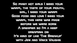 Common - I Want You (Feat. Will.i.am) (LYRICS ON SCREEN)