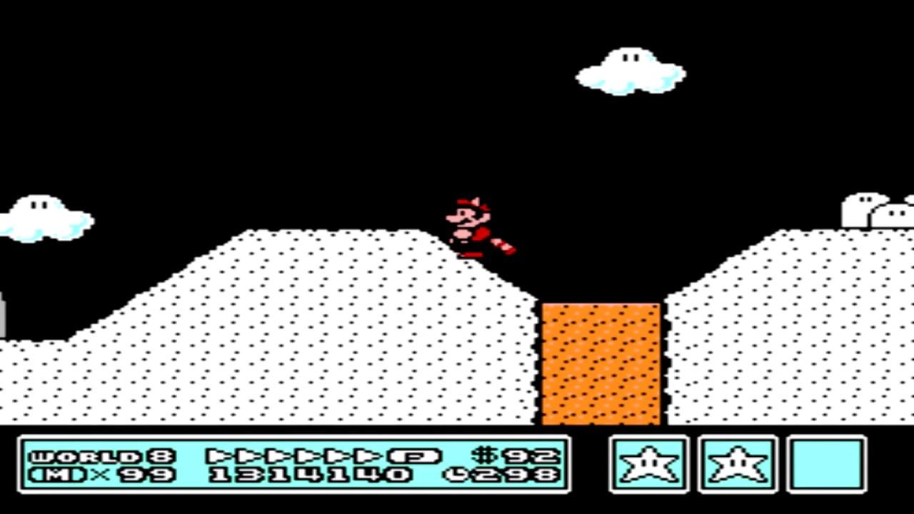 Super Mario Bros 3 World 8 2 Youtube
